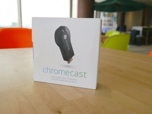 【結果報告】Web先端技術味見部 & テレビ部 Chrome Cast勉強会