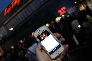 「B+POP」体験キャンペーン@Zepp Tokyo
